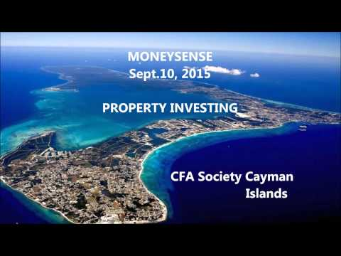 Moneysense - CFA Society Cayman Islands -  Sept 2015