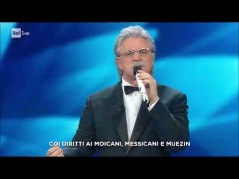 Sanremo 2017 - Maurizio Crozza - Il senatore Antonio Razzi con
