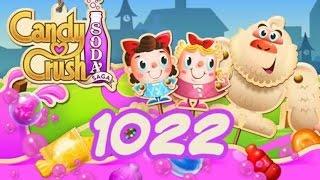 Candy Crush Soda Saga Level 1022
