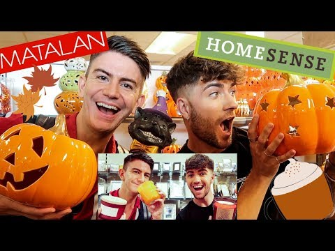 COME SHOPPING IN HOMESENSE & MATALAN WITH US! NEW IN AUTUMN DECOR 2019 | MR CARRINGTON