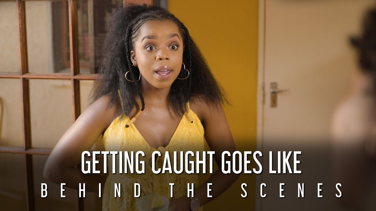 Download Getting Caught On A Date Goes Like (Episode 2 D.A.G) | Behind the Scenes