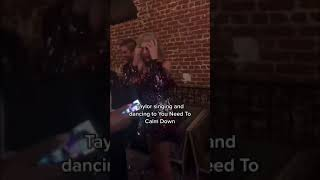 Taylor Singing And Dancing tiktok willowtheswiftie