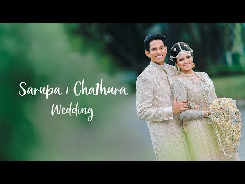 CHATHURA & SARUPA WEDDING DAY