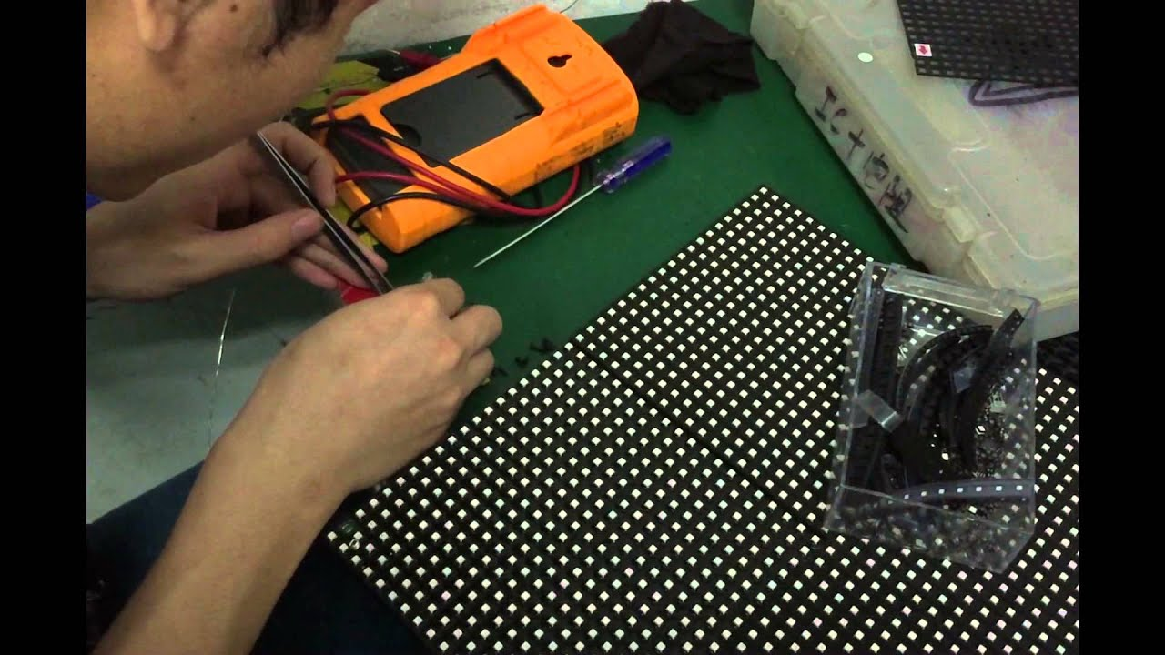 Smd To P8 LampRental Screen Modulesrepair Fix How Led Outdoor xdCtshQorB