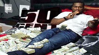 10 Rappers mais ricos e famosos do mundo