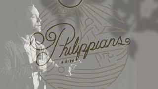 Philippians   Let Purpose Drive You
