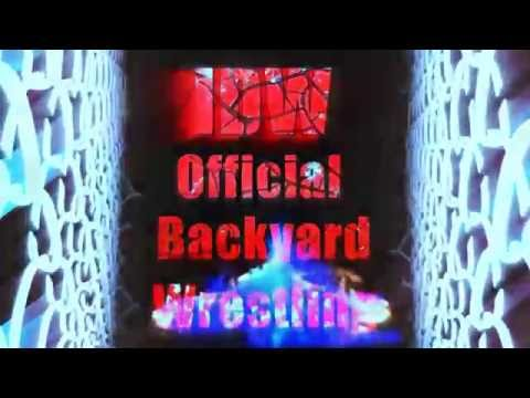 IDW Official Backyard Wrestling-Ghost (2015)