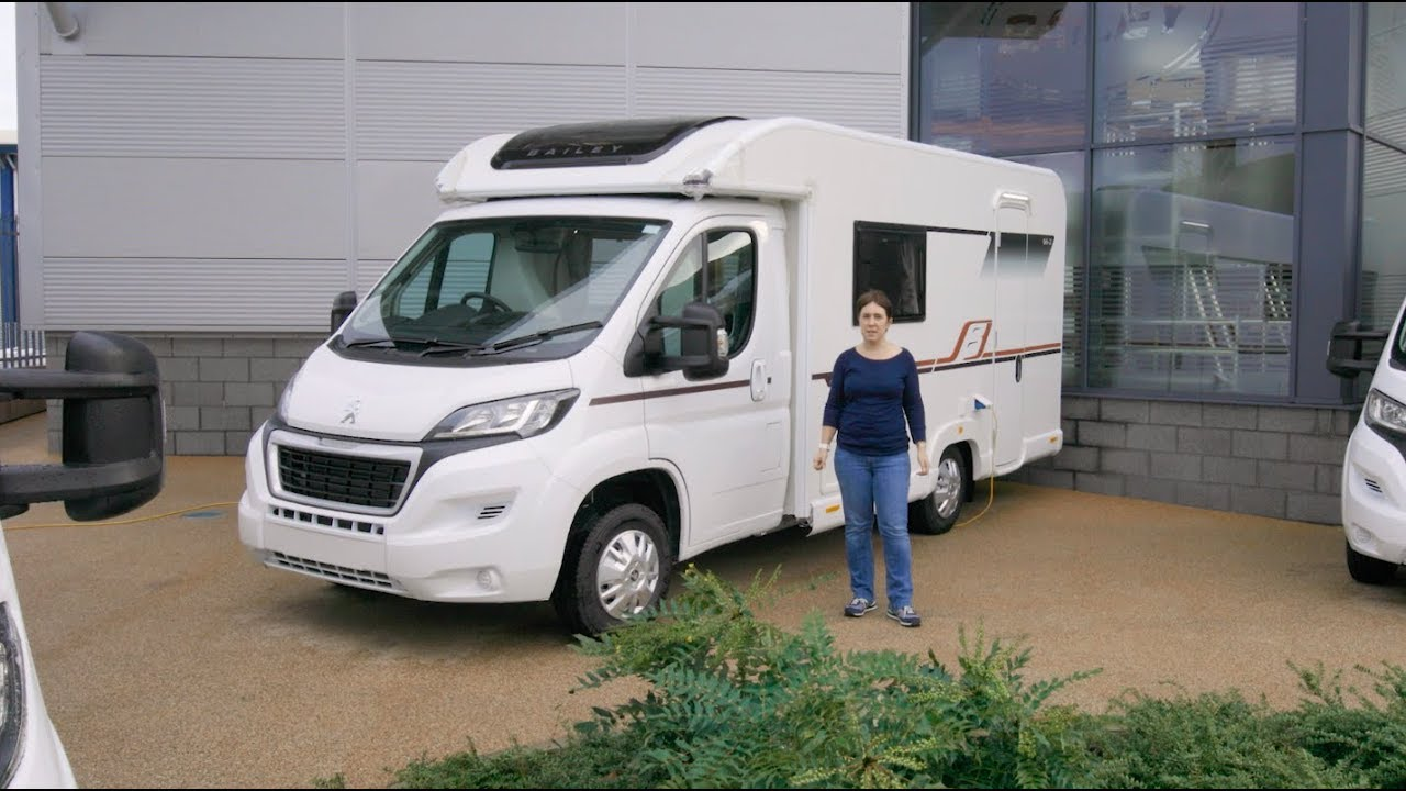 7dc7c9f1ab42b8 The Practical Motorhome Bailey Advance 66-2 review - YouTube