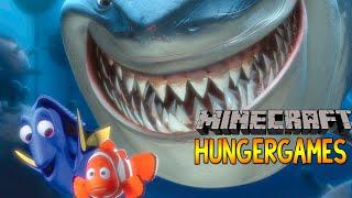 Minecraft - NEEM MIJN VIS MAAR NIET ME LEVEN! - Hungergames