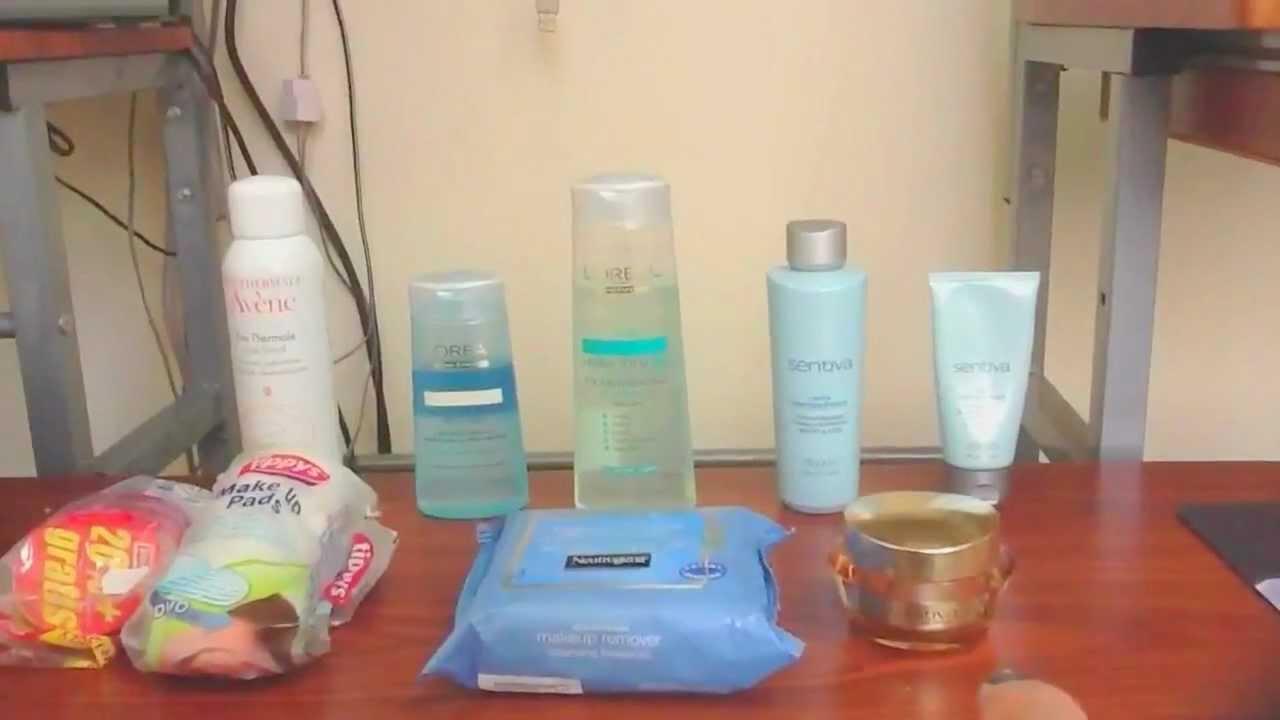 como hacer limpieza facial diaria