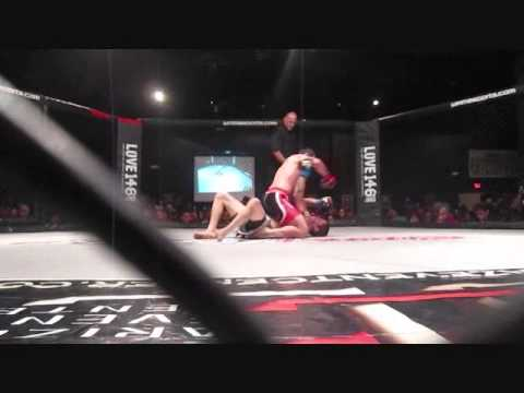 "Augusto ""Tanquinho"" Mendes Pro MMA Debut"