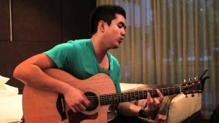 Repeat youtube video Joseph Vincent - If you stay (upclose and personal)