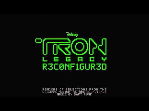 Daft Punk & Pretty Lights - Tron: Legacy Reconfigured - 14 - Solar Sailer [HD]