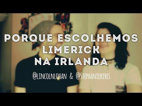 Porque escolhemos Limerick na Irlanda - Par de Malas