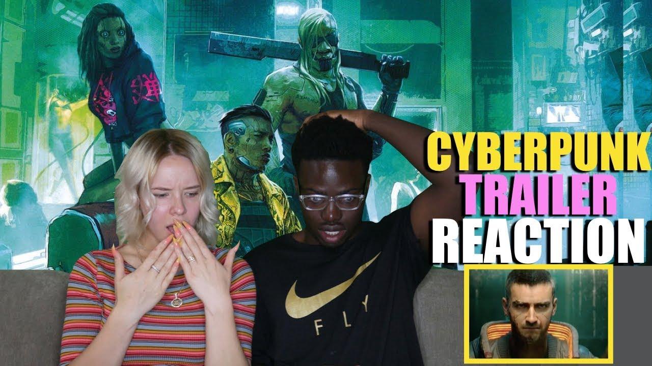 Cyberpunk 2077 — Official E3 2019 Cinematic Trailer #1
