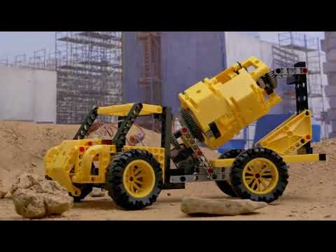 Thames And Kosmos Remote Control Machines Construction
