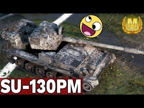 ZŁE LOSOWANIE TO NIE ZAWSZE TRAGEDIA - SU-130PM - World of Tanks thumbnail