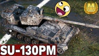 ZŁE LOSOWANIE TO NIE ZAWSZE TRAGEDIA - SU-130PM - World of Tanks