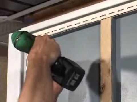 Fassadenverkleidung Montageanleitung Für American Siding Fassadenpaneele  (Teil 1)