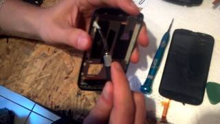 13. Замена дисплея и сенсора на HTC T328w Desire V. Как разобрать телефон?(Все запчасти и инструменты на нашем сайте - http://aymobile.com.ua/ Мы в ВК http://vk.com/aymobile Здравствуйте, уважаемые зрител..., 2013-08-22T09:12:25.000Z)