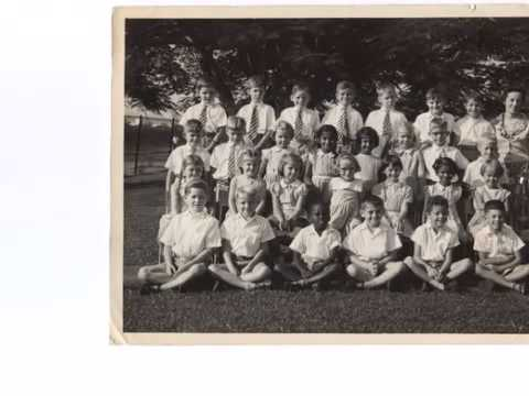 NAKASERO PRIMARY SCHOOL IN THE 1960'S