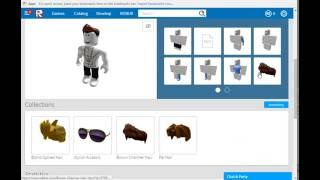 Roblox The Coolest Avatar With Free Stuff