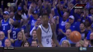 Back-to-Back Monster Dunks by Malik Monk!