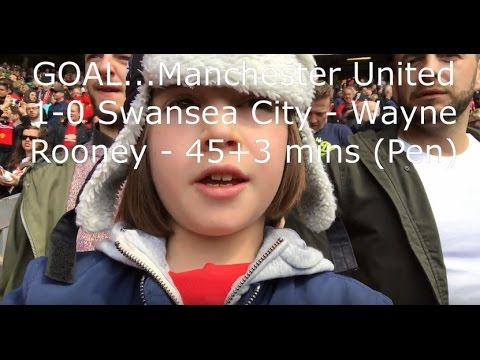 Manchester United v Swansea City - Premier League - Old Traf