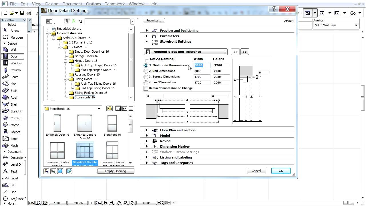 how to make a ramp in archicad 21