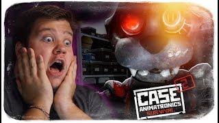 CASE 2: Animatronics ● ТАК СТРАШНО ЕЩЕ НЕ БЫЛО! АНИМАТРОНИКИ ВЕРНУЛИСЬ!