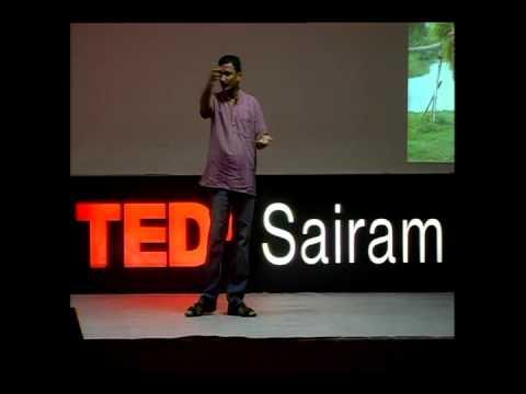Innovations in farming practices: Muthukrishnan at TEDxSairam
