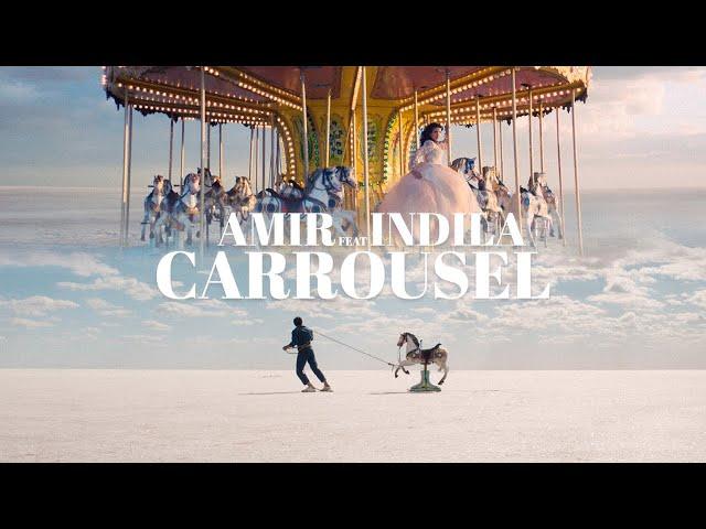 Amir feat. Indila - Carrousel (Clip officiel)