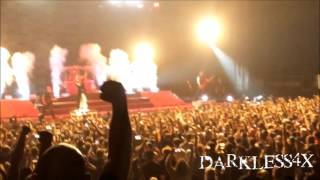 Disturbed - Ten Thousand Fists (LIVE) @ Disturbed & Rob Zombie Tour 2016 Biloxi, Mississippi