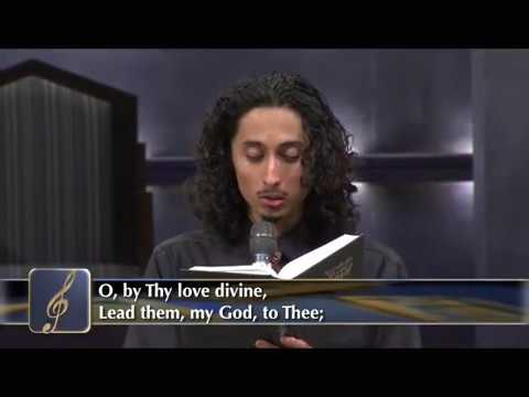 """""""Lead Them, My God, to Thee"""" - Hymn 653"""