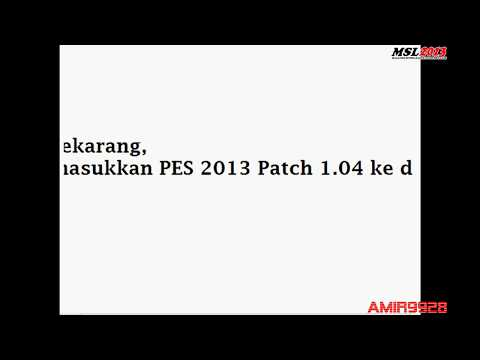 How to Install MSL 2013 [FINAL PATCH] 5.0 by RaZoReDiT
