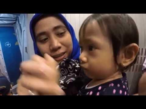 Family Europe Trip 06-19 September 2016 PART1 (Jakarta - Kuala Lumpur - Paris)