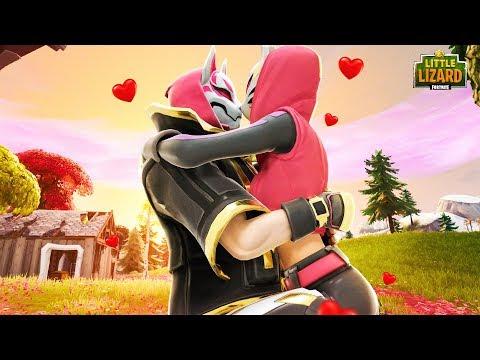 DRIFT FALLS IN LOVE!!! - Fortnite Season X