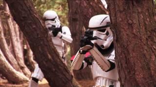 STAR WARS FAN FILM -THE SECRET IN THE SAND-PART 2 OF 2