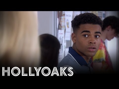 Hollyoaks: Prince Gets Busted!