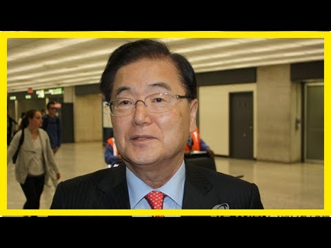 S. Korea, US Security Advisers Hope for Successful Summits with N. Korea