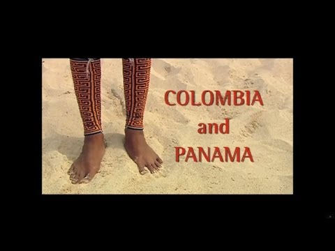 Globe Trekker - Colombia and Panama featuring Megan McCormick