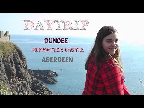Daytrip to Dundee, Dunnottar castle and Aberdeen