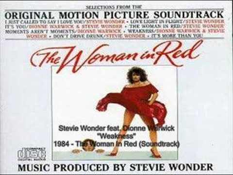Stevie Wonder - Weakness Feat. Dionne Warwick