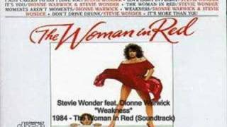 Stevie Wonder - Weakness feat. Dionne Warwick