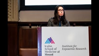 Krystal Pollitt, PhD, PEng: Untargeted Profiling of the Airborne Organic Exposome