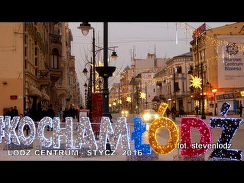 I love my city of Lodz - Kocham Łódź - Я люблю город Лодзь
