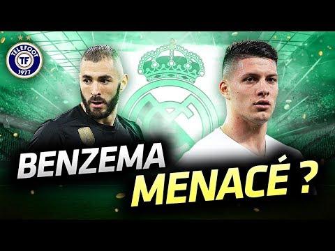 Un rival pour Benzema au Real Madrid - La Quotidienne #486
