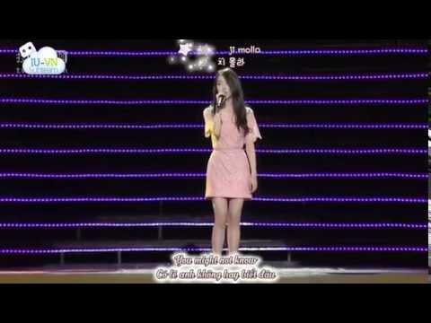 [Vietsub + Kara + Engsub] IU(아이유) - Palpitations(두근두근) - Producers Shanghai Fanmeeting