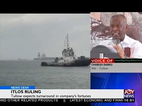 ITLOS Ruling - Business Desk on Joy News (25-9-17)