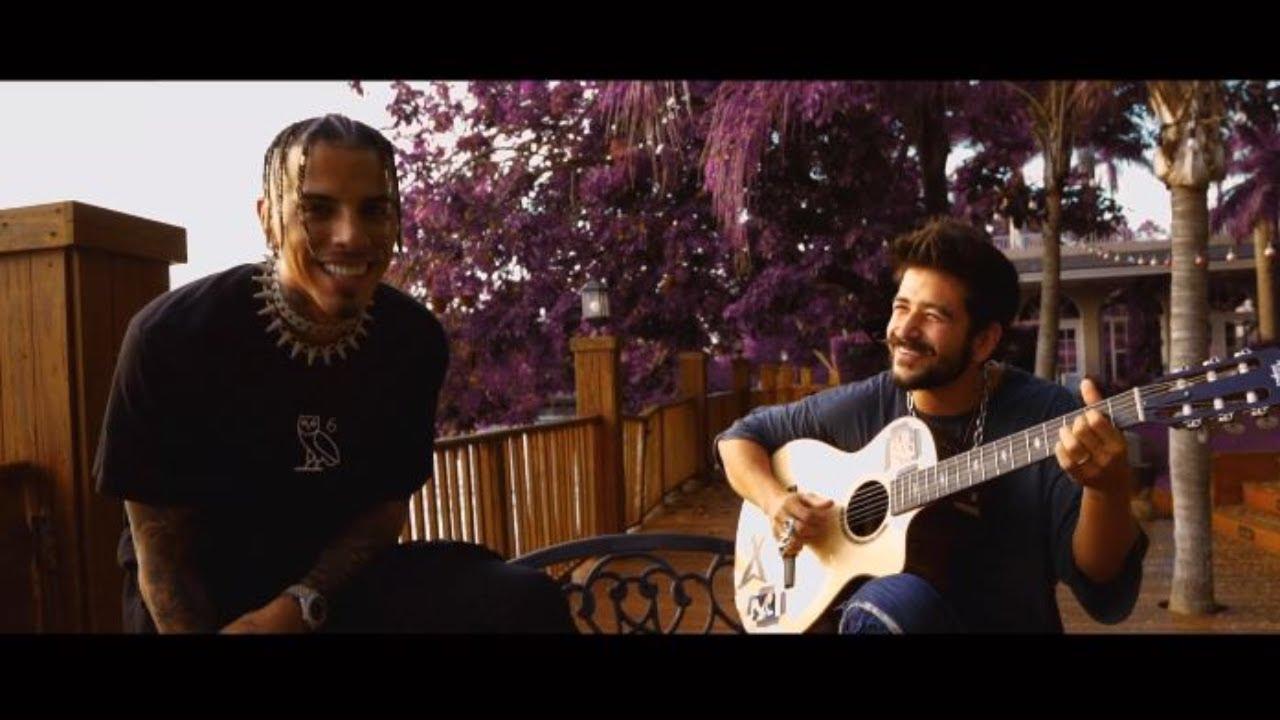 Rauw Alejandro & Camilo - Tattoo Remix  (Acústico)